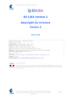 Descriptif de livraison de la BD LISA version 2