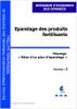 Epandage de produits fertilisants: bilan d'un plan d'épandage