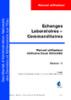 EDILABO: Echanges Laboratoires-Commanditaires- Manuel utilisateur utilitaire Excel
