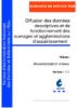 Diffusion des données descriptives et de fonctionnement des ouvrages et agglomérations d'assainissement