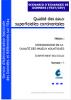 Qualité des eaux superficielles continentales: compartiment biologique 6