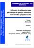 Diffusion du référentiel des périmètres de gestion collective aux formats géographiques