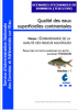 Qualité des eaux superficielles continentales- analyses physico-chimiques du biote en eaux superficielles continentales – support POISSON (Version: 1)
