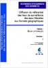 Diffusion du référentiel des lieux de surveillance des eaux littorales aux formats géographiques