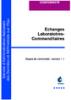 EDILABO: Echanges Laboratoires-Commanditaires: Règles de conformité