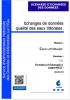 Echanges de données qualité des eaux littorales