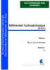Référentiel hydrogéologique