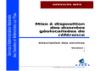 Spécifications du service web des produits des référentiels géographiques du Sandre